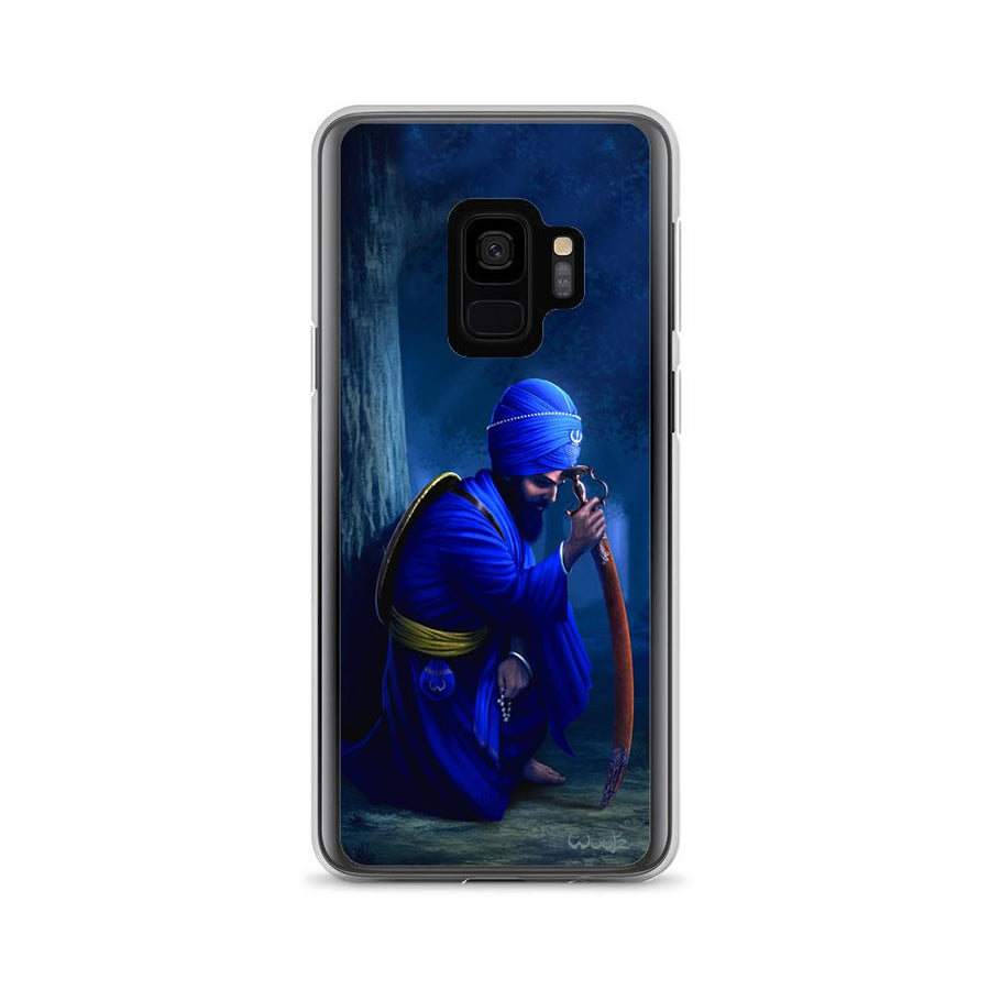 Contemplation Samsung Clip On Case