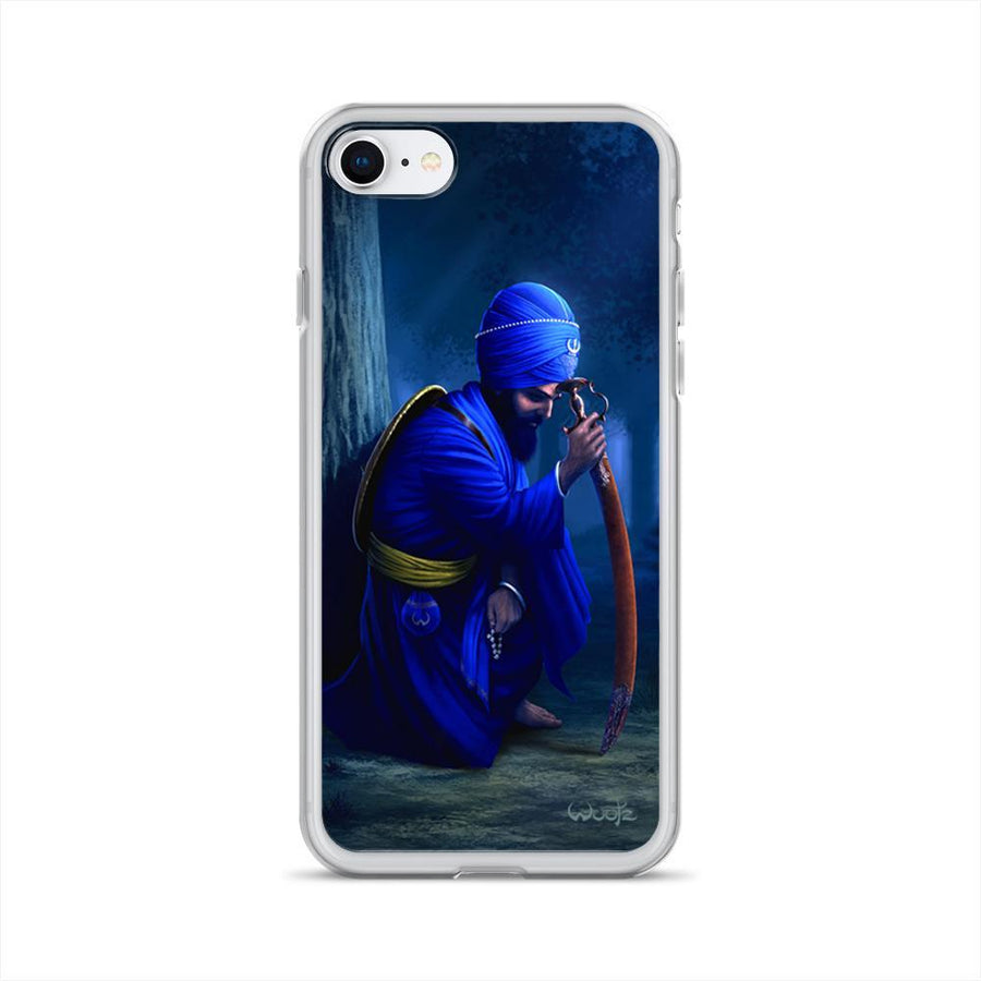 Contemplation iPhone 7/8 Clip on Case