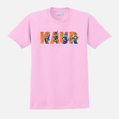 Kaur Text Kids T-Shirt