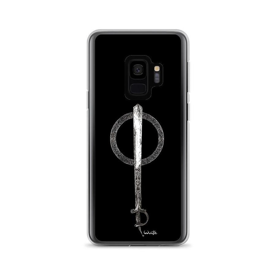 Khanda Sword Samsung Clip On Case
