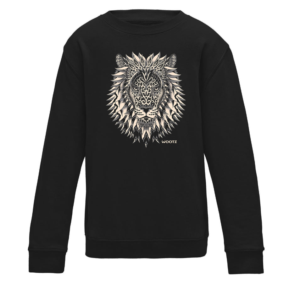 Lion Kids Crewneck