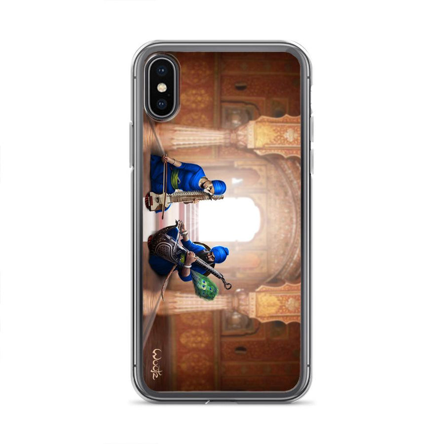 Kirtan Darbar iPhone X Clip on Case