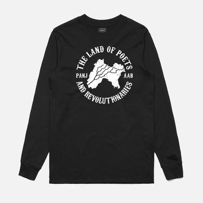 Land of Poets Long Sleeve T-Shirt