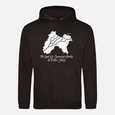 Land of Sovereign Hearts Hoodie