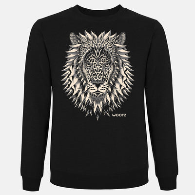 Lion of Punjab Crewneck
