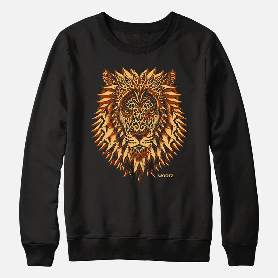 Lion of Punjab V2 Crewneck
