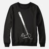 Live By The Sword Crewneck