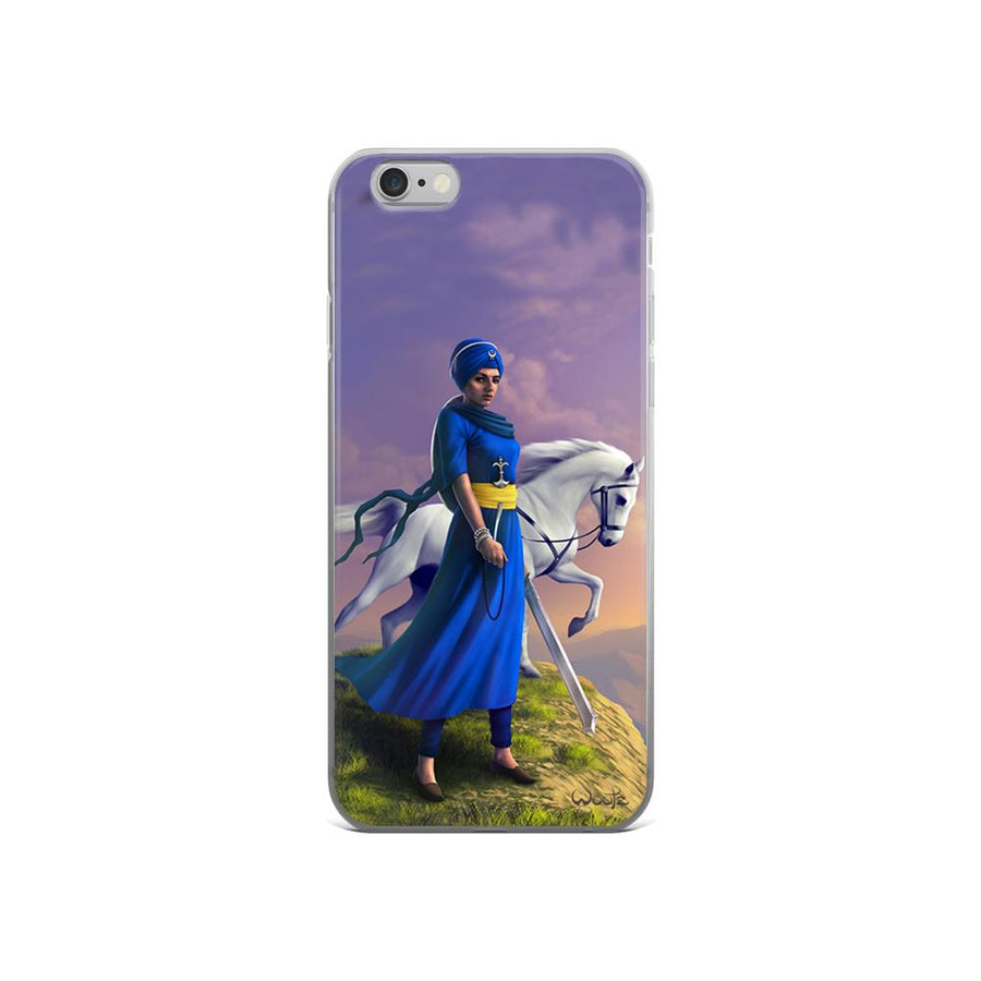 Mai Bhago iPhone 5/5s Clip On Case