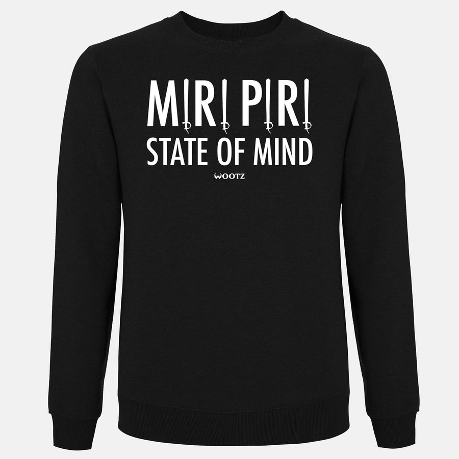 Miri Piri State of Mind Crewneck