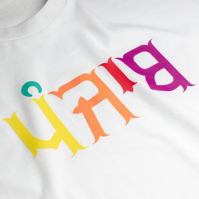 Punjab Multicolour Text Long Sleeve Tee