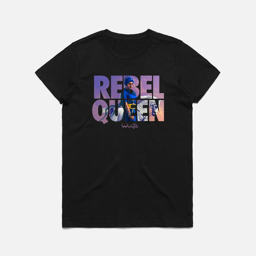 Rebel Queen Ready T-Shirt