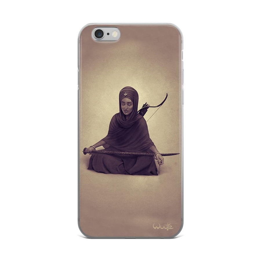 Reflection Sepia iPhone 6 Plus Clip On Case