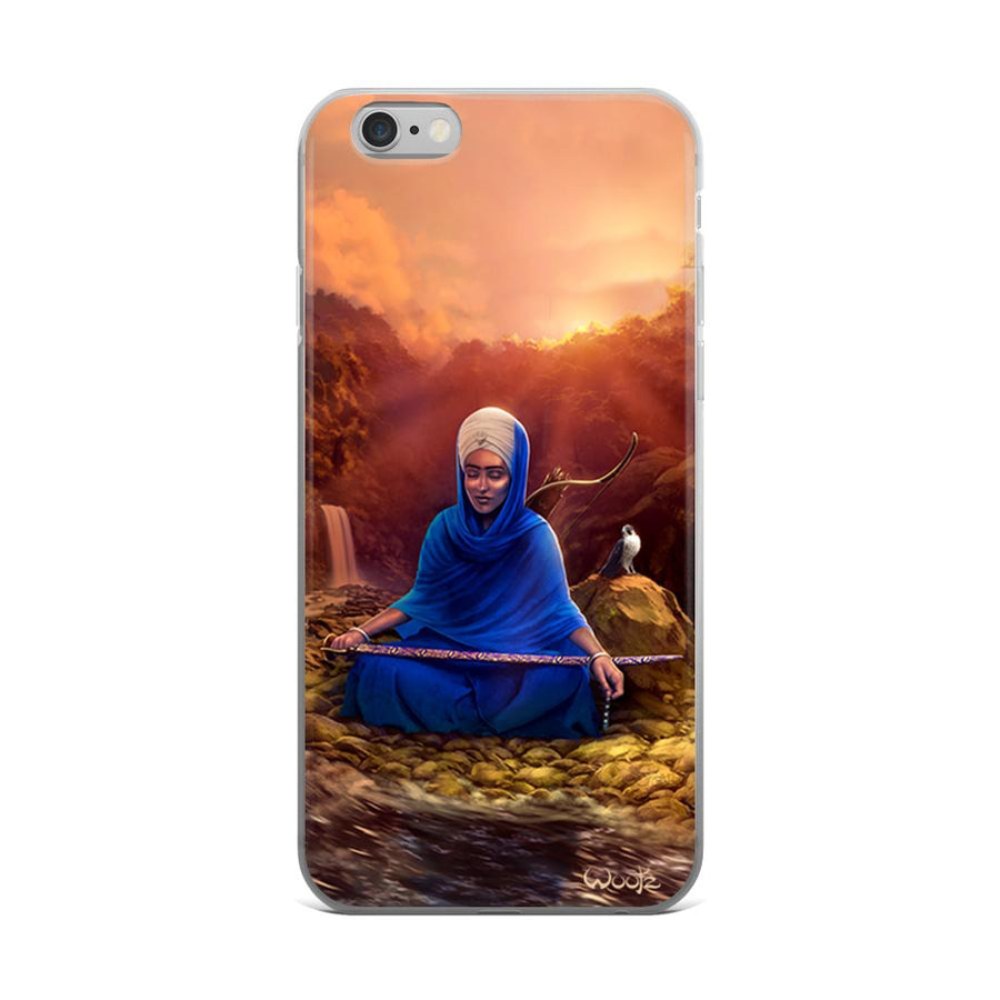 Reflection iPhone 6 Plus Clip On Case