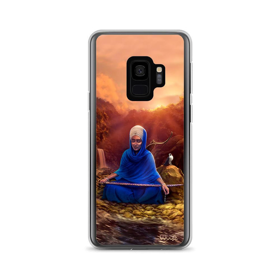 Reflection Samsung Clip On Case