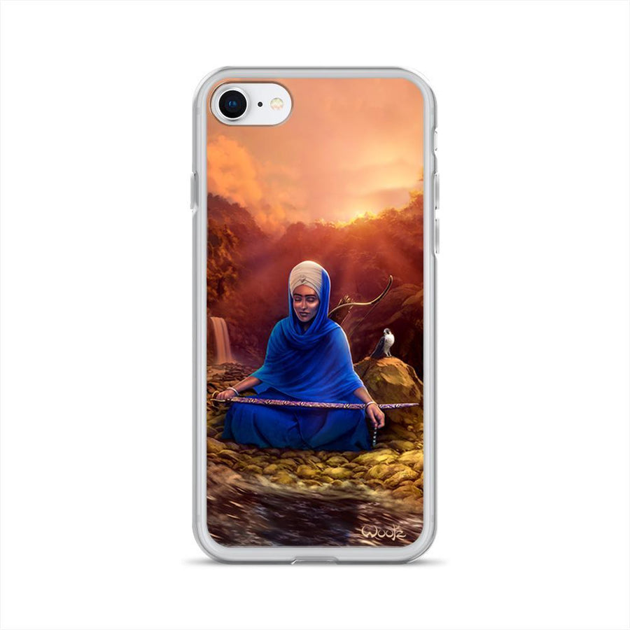 Reflection iPhone 7/8 Clip on Case