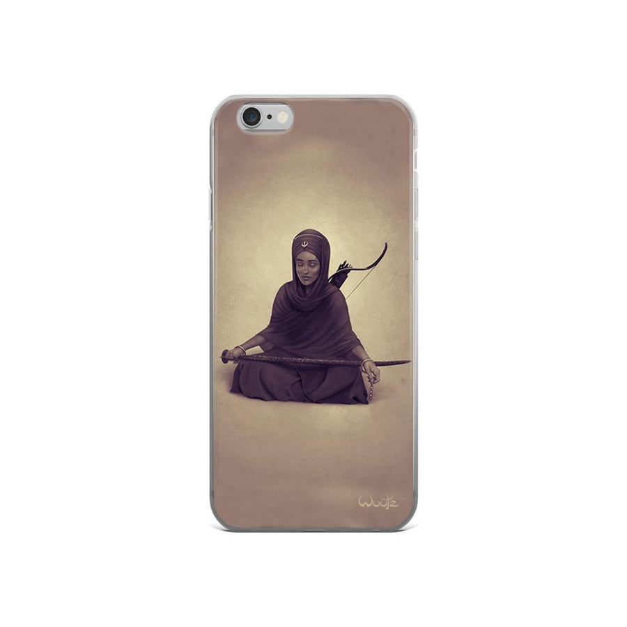 Reflection Sepia iPhone 5/5s Clip On Case