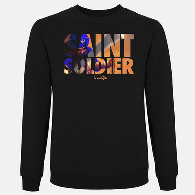 Saint Soldier Crewneck