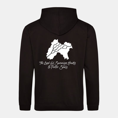 Land of Sovereign Hearts Zip Hoodie