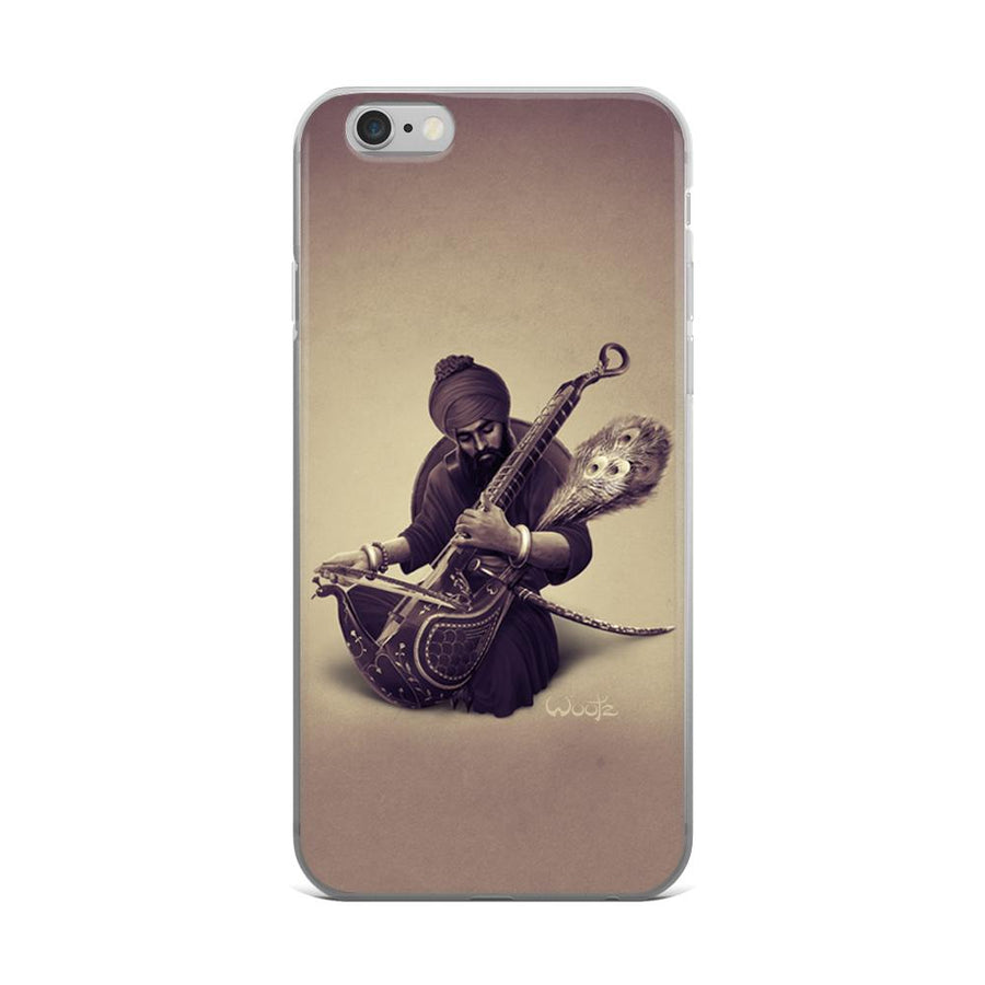 The Taus Sepia iPhone 6 Plus Clip On Case