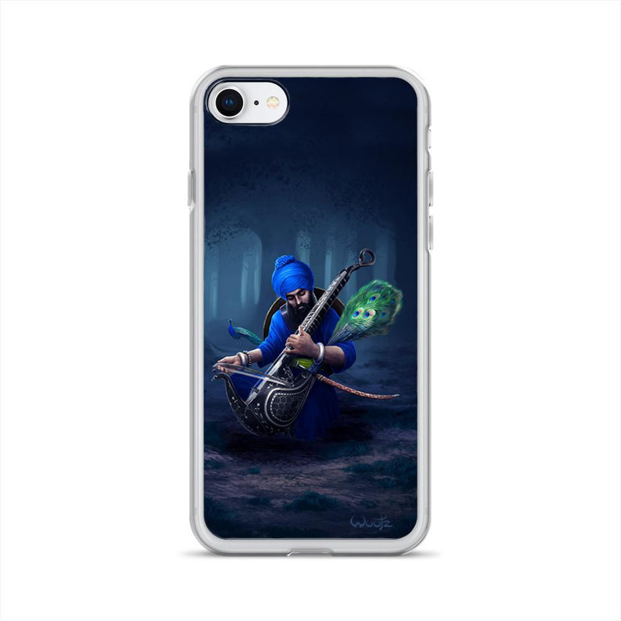 The Taus iPhone 7/8 Clip on Case