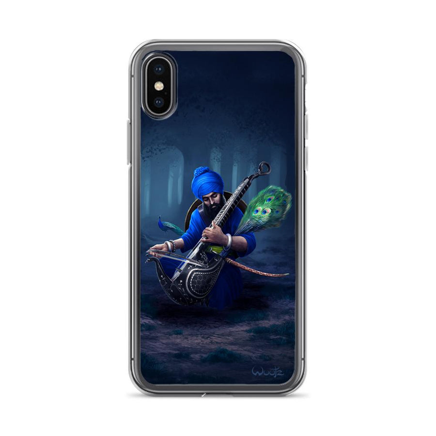 The Taus iPhone X Clip on Case