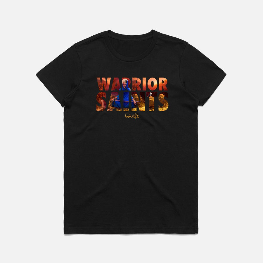 Warrior Saints Ready T-Shirt