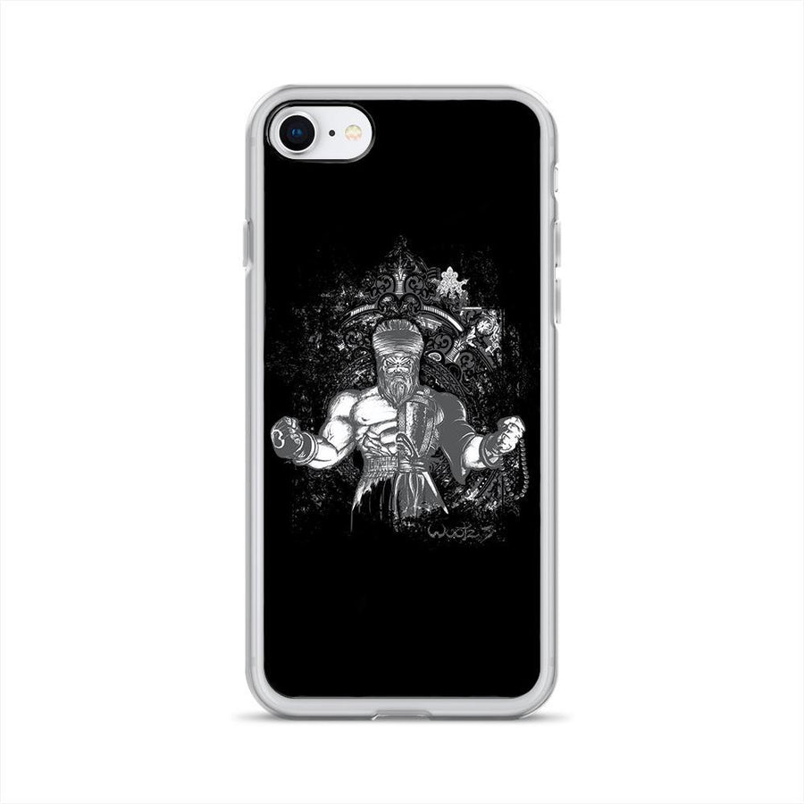 Warrior iPhone 7/8 Clip on Case