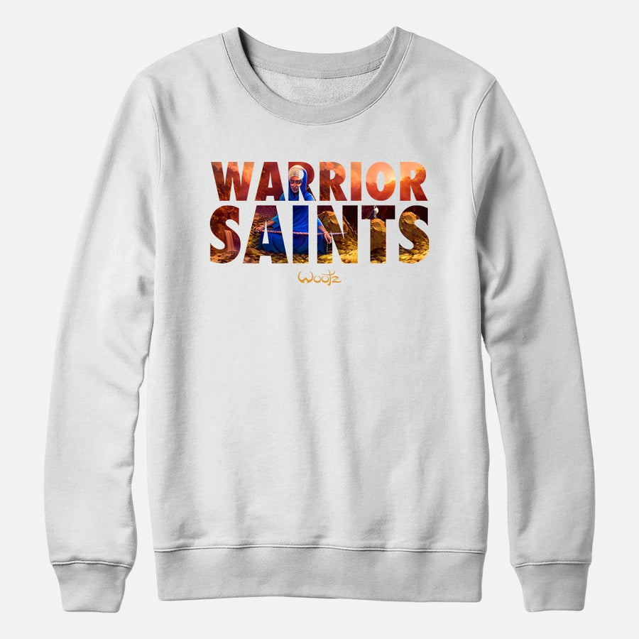 Warrior Saints Crewneck