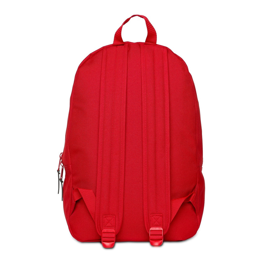Tiger Logo Backpack Red