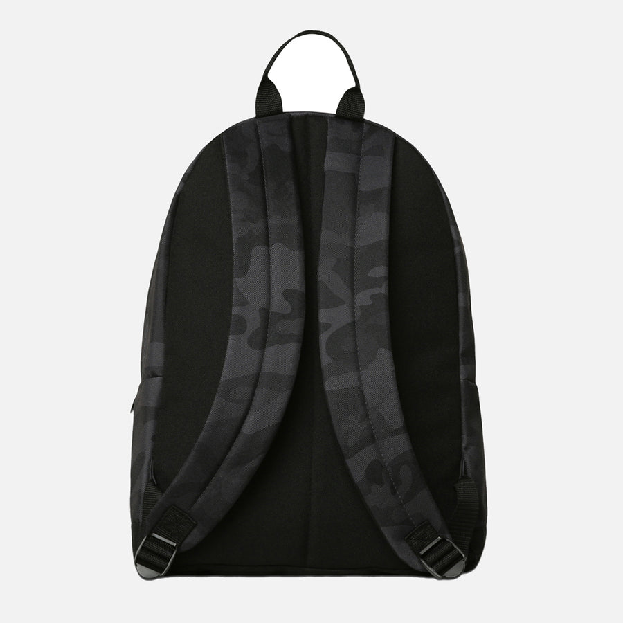 Tiger Logo Midnight Camo Backpack
