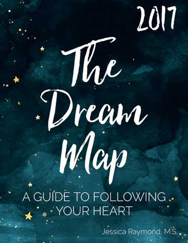 The Dream Map: A Guide to Following Your Heart