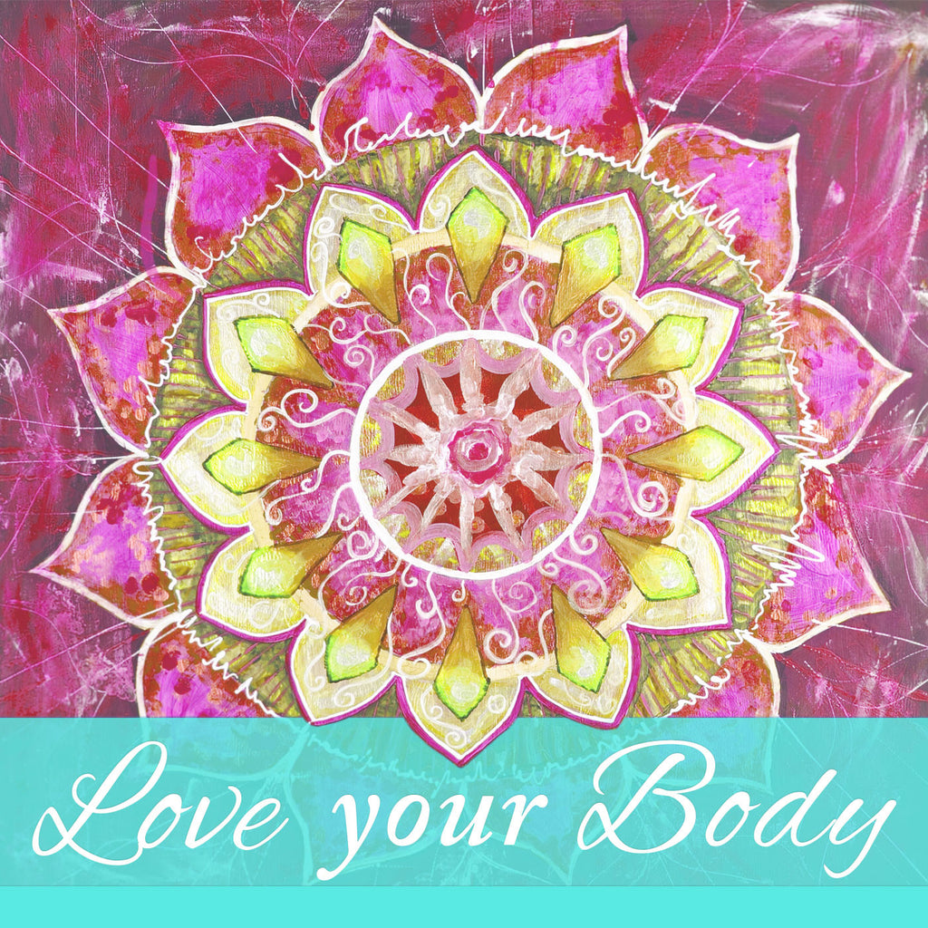 Love Your Body (Guided Meditation)
