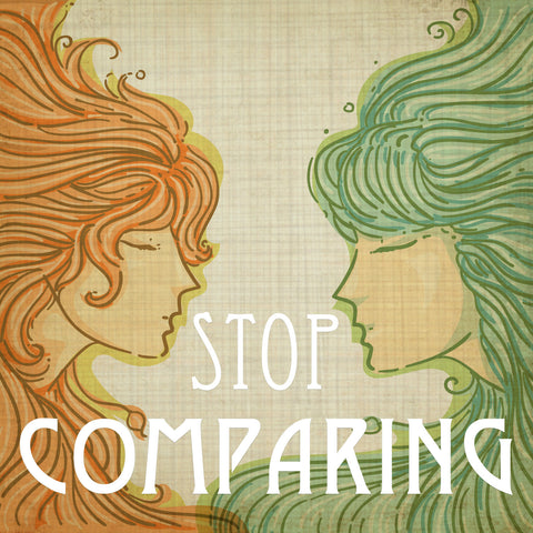 Stop Comparing (Guided Meditation)