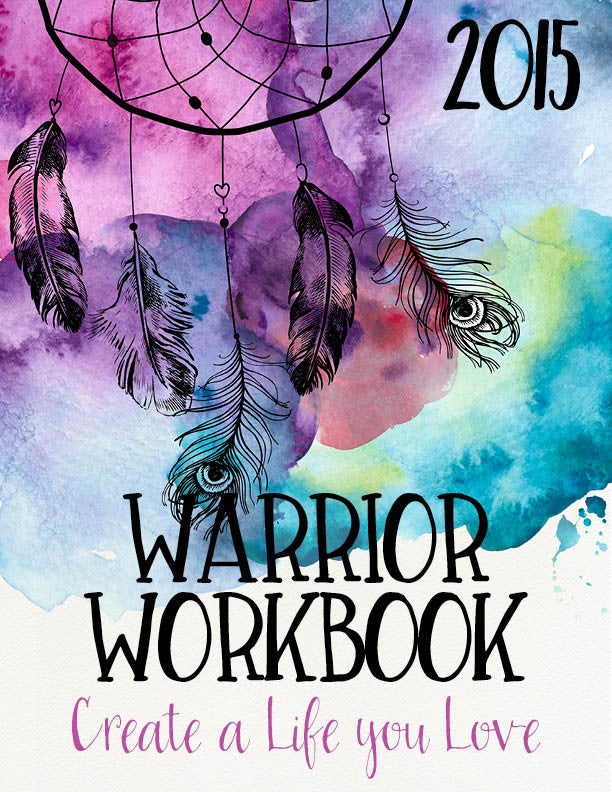 Warrior Workbook (eBook) - Unleash The Power Within