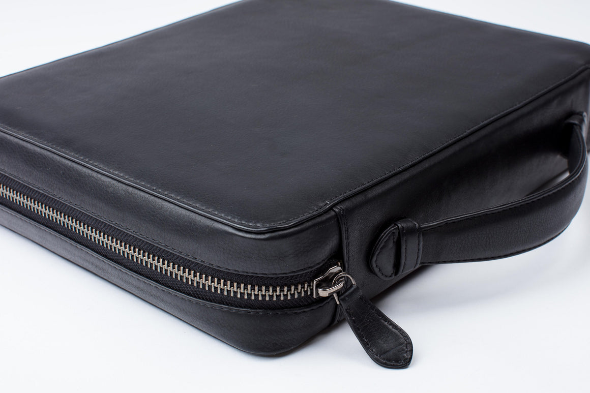 Attaché Organizer (Black Napa)