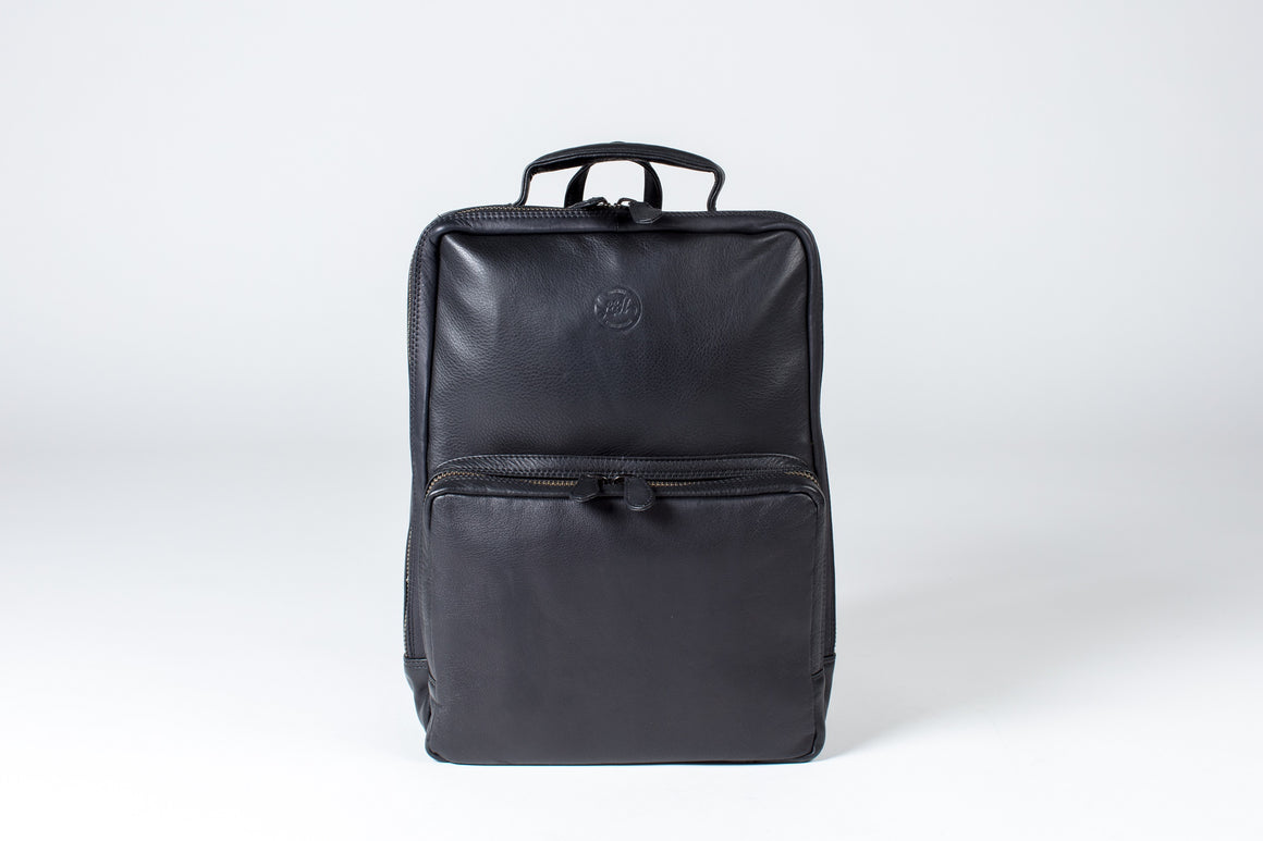 Backpack (Black Napa)