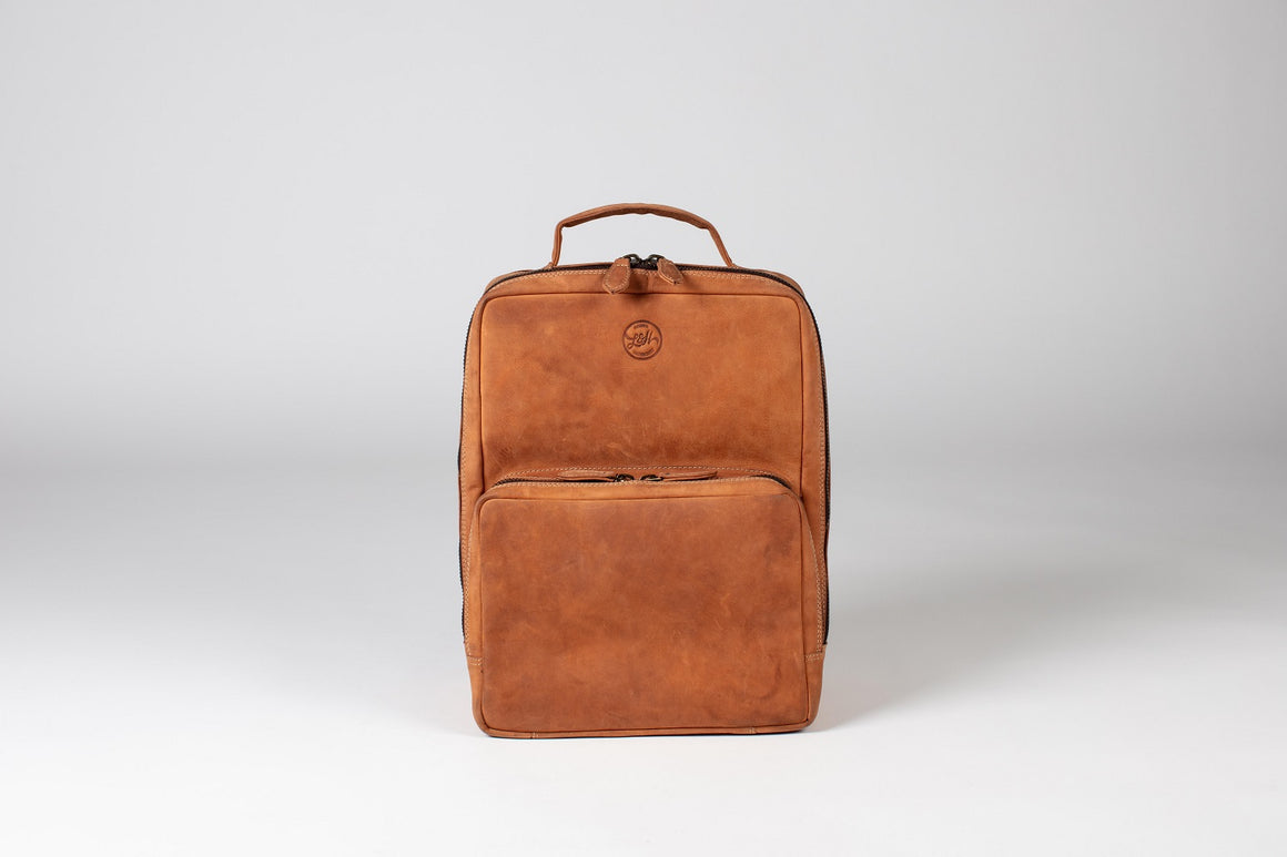 Backpack (Vintage Tan)