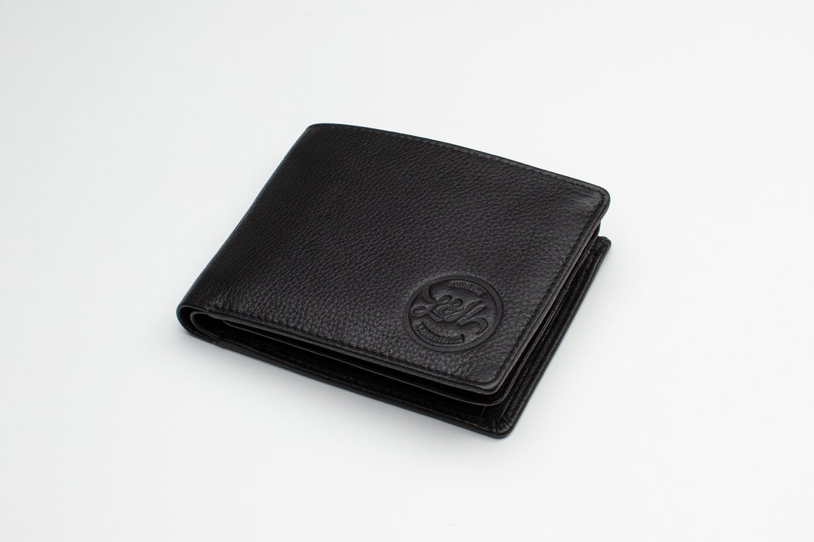 Gents Wallet (Black Napa)