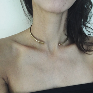 Choker Cuff Necklace