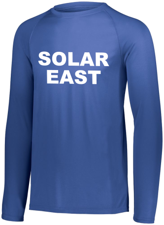 Solar East - LS Performance Shirt - Unleash the Beast