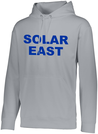 Solar East - Tech Fleece Hoodie - Unleash the Beast