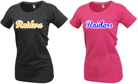 Raiders - Sparkle Tee