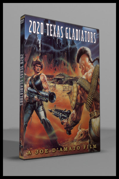 2020 Texas Gladiators (1982)