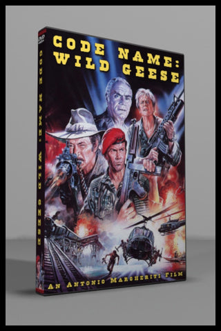 Code Name: Wild Geese (1984)