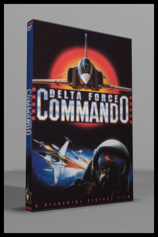 Delta Force Commando (1988)