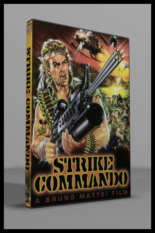 Strike Commando (1987)
