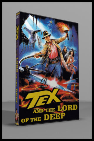Tex and the Lord of the Deep (1985)