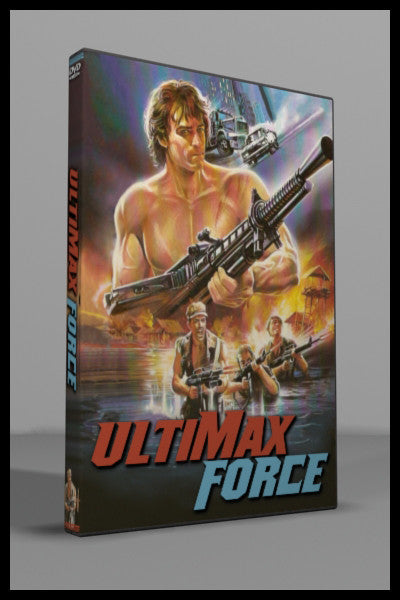 Ultimax Force (1986)