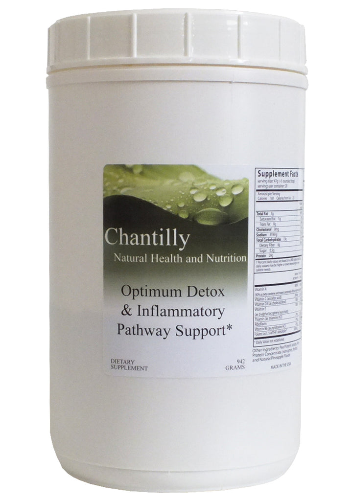 Optimum Detox and Inflammatory Pathway Support
