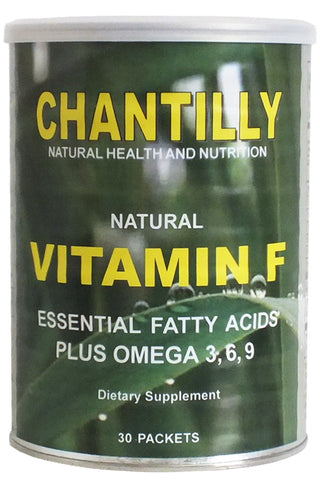 Vitamin F Essential Fatty Acids Plus Omega 3, 6, 9